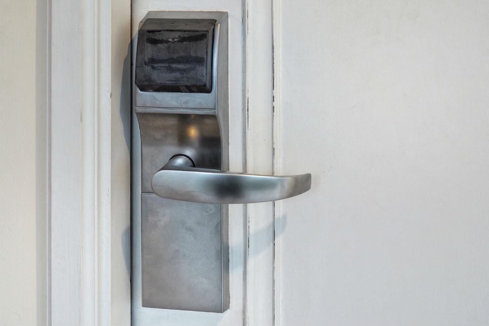 How To Change Code On Keyless Door Lock | MySafeLiving